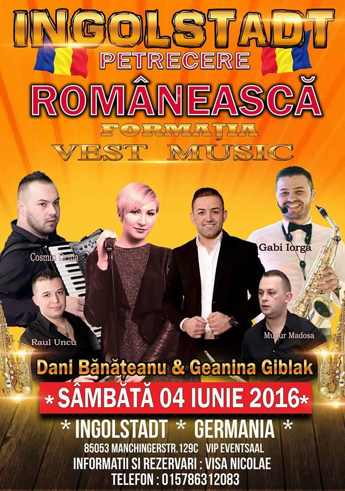 Petrecere Romaneasca